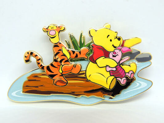 Two new pins added to Artland's 100 Aker Wood Series