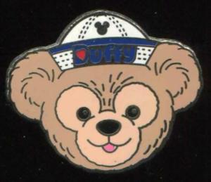 Duffy's Hats - Sailor pin