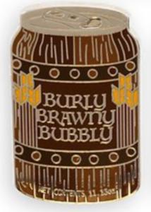 Burly brawny bubbly pin