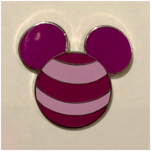 Cheshire Cat Mickey pin