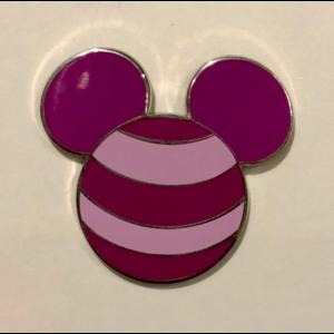 Cheshire Cat Mickey pin