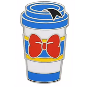 Donald Duck - Character Mystery Tumbler / Coffee Cup pin