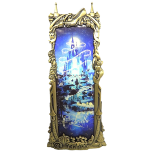 Cinderella - Framed - Ben Harman Artland  pin