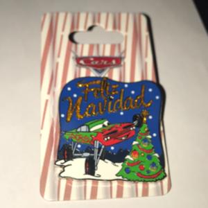 Ramone Feliz Navidad  pin
