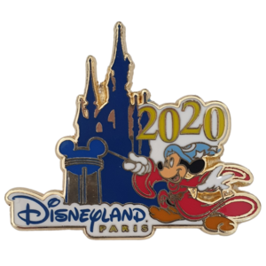 Disneyland Paris 2020 - Sorcerer Mickey pin