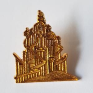 Little Mermaid's Palace pin