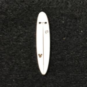 WDW Hidden Mickey Surfboard Baymax pin