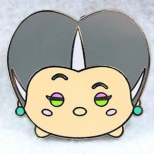 Lady Tremaine Tsum Tsum pin