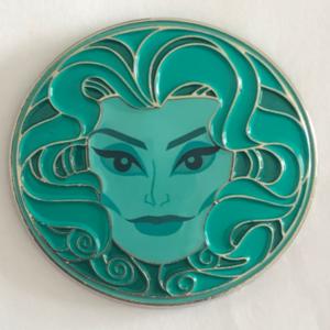 Madame Leota Main Attraction pin