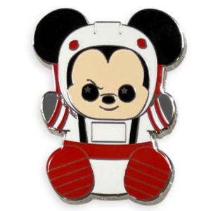 Mickey Mouse - Disney Parks Wishables Mystery Pin Set Blind Pack pin