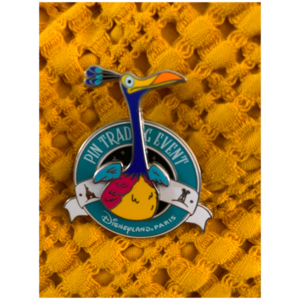 Kevin pin trading event pin