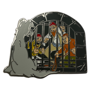 Pirates of the Caribbean - Disney Park Attractions Mystery Box Set pin