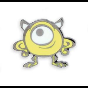 Mike Wazowski - Cute Stylized Mystery pin