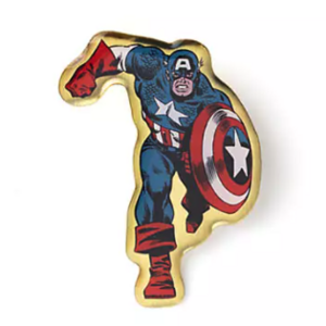 Captain America - Marvel Epo prime pin