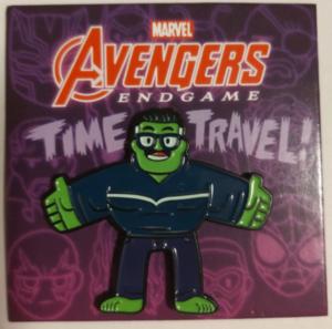 Mondo Hulk - Time Travel! pin