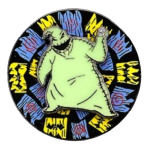 Oogie Boogie - Disney X RockLove THE NIGHTMARE BEFORE CHRISTMAS pin
