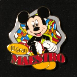 Adventures by Disney El Gran Maestro  pin