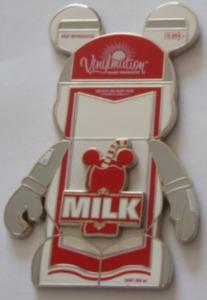 Milk - Jumbo Vinylmation Urban 7 pin