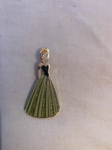 DLP - Anna Glitter Dress  pin