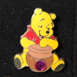 DS - 12 Months of Magic - Birthstone  - July/Ruby pin