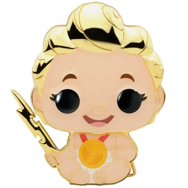 Baby Hercules Pin