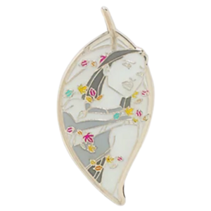 Pocahontas - Loungefly Disney Princesses Grayscale Moments Mystery Box pin