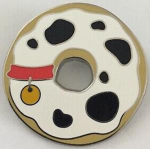 Dalmatian - Donut Mystery  pin