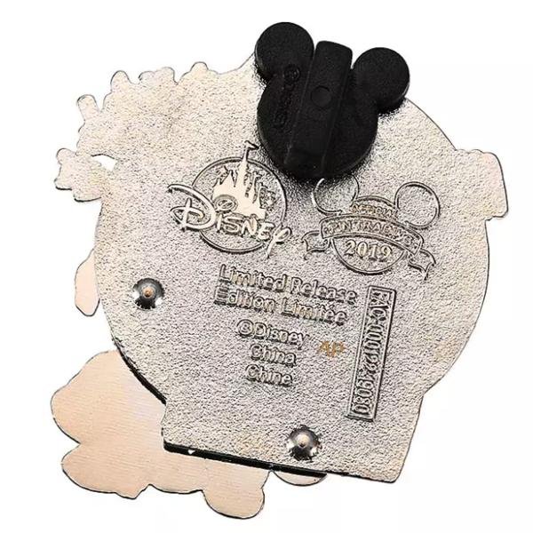 Halloween 2019 - Mickey and Minnie ピン