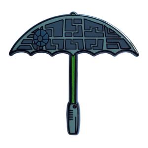 Come Under My Umbrella - Kourou pin