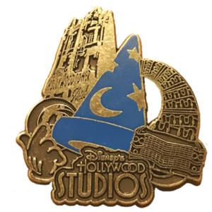 WDW Park Icons 2008 - Hollywood Studios pin