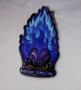 2020 Villains After Hours Hades pin