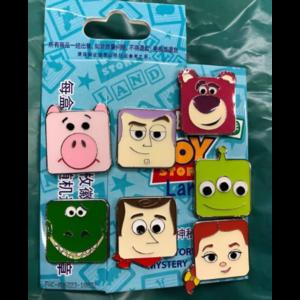 Toy Story Land Blind Box (Full Set) pin