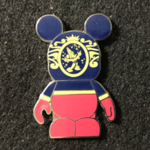 DCL Vinylmation Magic Mystery Mickey  pin