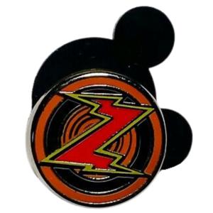 Tiny Kingdom - Disneyland Park Edition Series 1 - Buzz Lightyear Zurg Target pin