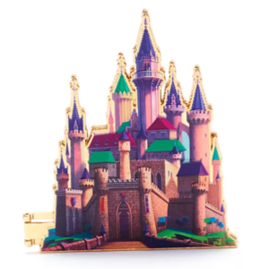 Disney Store Sleeping Beauty Castle Collection Pin, 6 of 10 pin