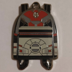 Ant-Man Loungefly Backpack pin