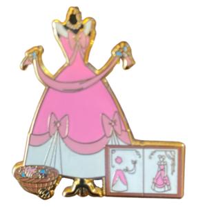 Cinderella's Pink Dress (Fantasy) pin