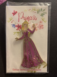 Aurora Princess  pin