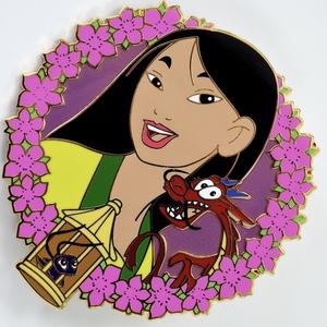 Mulan Fantasy Pin pin