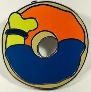 Goofy - Donut Mystery pin