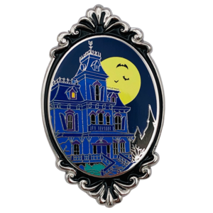 Phantom Manor framed view DLP pin