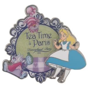 Tea Time à Paris - Alice in Wonderland - Disneyland Paris pin
