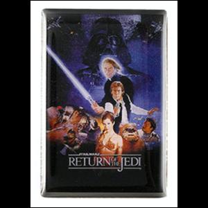 Star Wars: Return of the Jedi poster pin