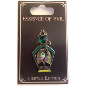 Essence of Evil - Maleficent pin