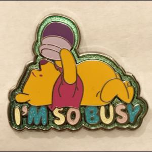 Oh My Disney Hunny Pot Set - Pooh pin