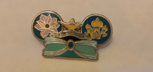 Jasmine earhat pin