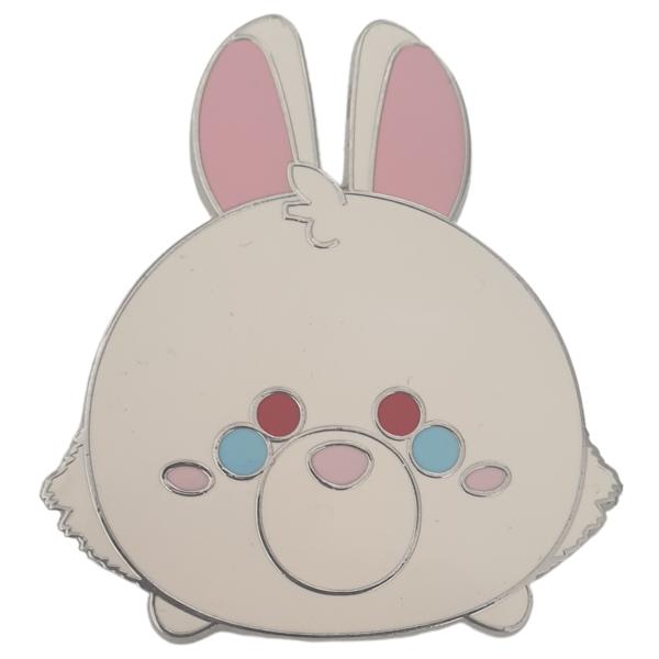 White Rabbit Tsum Tsum - Disneyland Paris pin