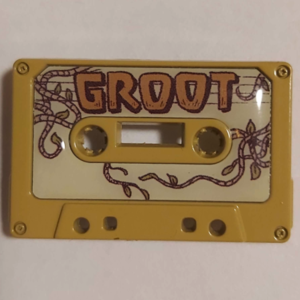 Guardians of the Galaxy Mix Tape - Groot pin