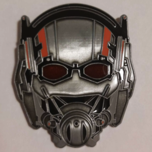 Ant-Man helmet pin