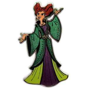 Winifred Sanderson - Hocus Pocus Villain Spelltacular Mystery Box pin